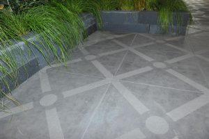 betontegels